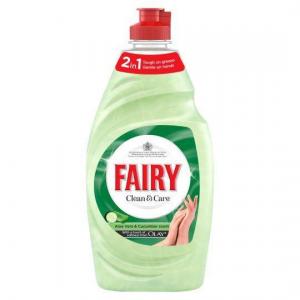 Средство для мытья посуды FAIRY Aloe Vera  500мл