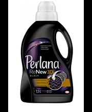 Гель для стирки черного белья Perlana Black 1.5л