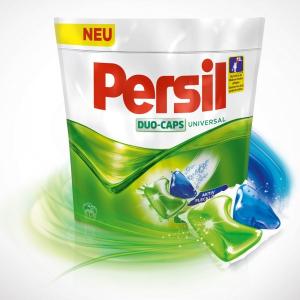 Капсулы для стирки Persil Duo-caps universal 16 шт