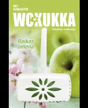 Освежитель для унитаза яблоко WC Kukka 1 шт