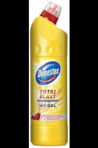 Средство для чистки туалета Domestos Total Blast Citrus 750мл