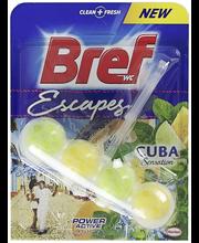 Освежитель для унитаза Bref Cuba Sensation 50 гр