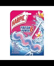 Освежитель для унитаза Harpic Fresh Power Pink Blossom 50 гр
