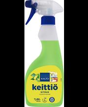 Средство для мытья кухни Кiilto Keittiöpuhdistaja 500 мл