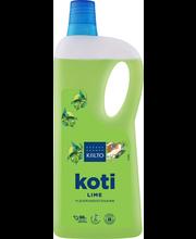 Универсальная жидкость для уборки Kiilto лайм 1 л