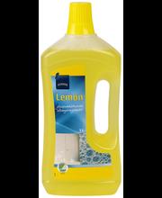 Универсальная жидкость для уборки Rainbow  Lemon 1 л
