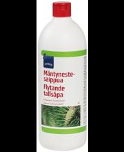 Универсальная жидкость для уборки Rainbow Mäntynestesaippua  1 л