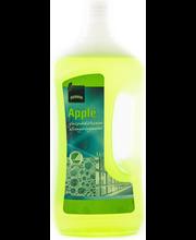 Универсальная жидкость для уборки Rainbow Apple 1 л
