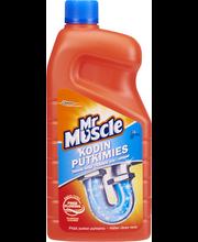 Средство для чистки труб Mr Muscle Kodin putkimies 1 л