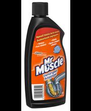 Концентрированный гель для чистки труб Mr Muscle 500 мл