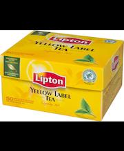 Чай черный Lipton 50 пак.