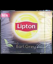 Чай черный Lipton Rich Earl Grey  50 пак.