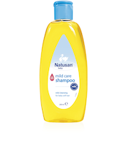 Детский шампунь Natusan Baby Mild Care 200мл
