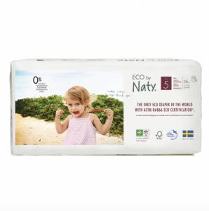 Экологические подгузники-трусики Naty, Nature Baby Care Junior 5 ( 12-18кг) 34шт.