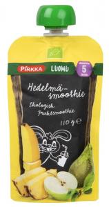 Органический смузи (тропические фрукты) с 5мес. Pirkka Luomu 110гр