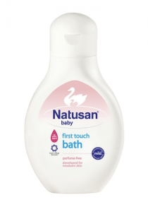 Гель для тела и волос (для младенцев) Natusan Baby First touch bath 250мл