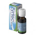 Средство от аллергии для всей семьи Зиртек Zyrtec tipat 10 мг/мл (капли)20мл