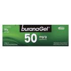 Обезболивающий гель BURANAGEL GEELI 50мг, 50гр
