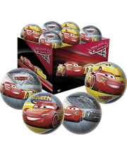 Резиновый мячик Тачки Unice Cars pallo диаметр 15см, 1шт.