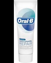Зубная паста восстанавливающая для десен и эмали Oral-B Gum&Enamel Repair Original 75мл