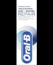 Зубная паста отбеливающая для десен и эмали Oral-B Gum&Enamel Repair Gentle Whitening 75мл