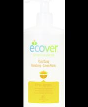 Экологическое, гипоаллергенное жидкое мыло для мытья рук Цитрус Ecover 250мл
