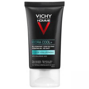 Увлажняющий гель с охлаждающим эффектом для контура глаз VICHY HOMME HYDRA COOL 50мл