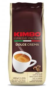 Кофе в зернах Kimbo Espresso Italiano Dolce Crema 1кг