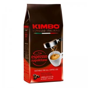 Кофе в зернах Kimbo Espresso Napoletano 1кг