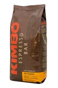 Кофе в зернах Kimbo Top Flavour (100% арабика) 1кг