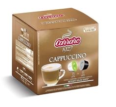 Кофе в капсулах Carraro Cappuccino Dolce Gusto 16шт.