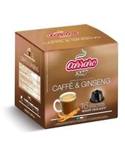 Кофе в капсулах (с корнем женьшеня) Caffè & Ginseng Dolce Gusto 16шт.