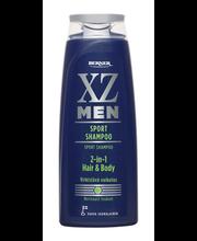 """Шампунь для мужчин """" Спорт """" XZ  Men 250мл"""