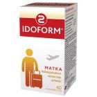 Комплекс бифидо и лактобактерии для всей семьи во время путешествий Idoform Matka 40шт.