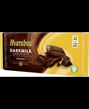 Темный шоколад Marabou  Darkmilk Original 40% какао 85гр