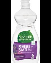 Органическое средство для мытья посуды Seventh Generation (лаванда и мята) 500мл