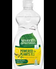 Органическое средство для мытья посуды Seventh Generation (цитрус и имбирь) 500мл