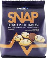 Протеиновое печенье с шоколадом Puls SNAP 180гр
