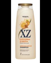 """Шампунь энергия для всех типов волос """"Фруктовый мед"""" XZ 250мл"""
