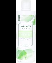 Шампунь для глубокой очистки Herbina syväpuhdistava shampoo 200мл