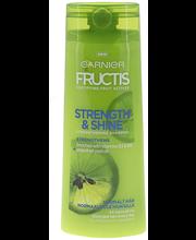 """Шампунь """"Сила и Блеск"""" для нормальных волос Garnier Fructis Strenght & Shine Shampoo 250мл"""