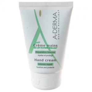 Крем для сухой кожи рук A-DERMA ESSENTIALS HAND CREAM 50мл