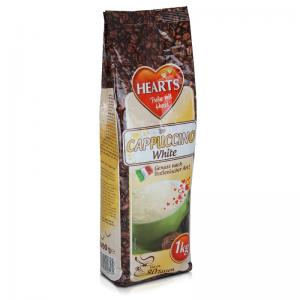 Капучино сливочный Hearts Cappuccino White 1кг