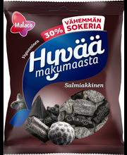 Микс салмиачных конфет в обсыпке Malaco Hyvää Makumaasta (30% меньше сахара) 160гр