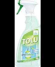 Экологическое чистящее средство для стекол и окон Tolu ProNature 750мл