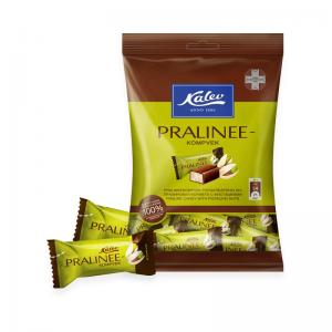 Конфеты с фисташковым пралине Kalev Praliné praline candy with pistachio nuts 175гр