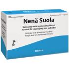 Морская соль для приготовления раствора для промывания носа NENÄ SUOLA 20шт.X2,80гр