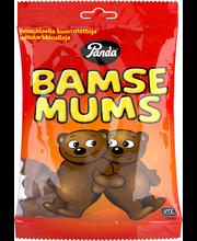 Зефир в шоколаде (мишки) Panda Bamsemums maitosuklaa vaahtokarkki 125гр