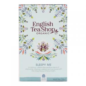 """Чай органический, травяной """"Для сна, расслабляющий"""" English Tea Shop Slep me 20пак."""
