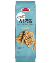 Крекеры без глютена из семечек Kantolan gluteeniton siemencracker 200гр